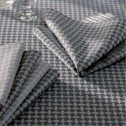 Tissu sur mesure Illusion Métal, City Garnier-Thiébaut