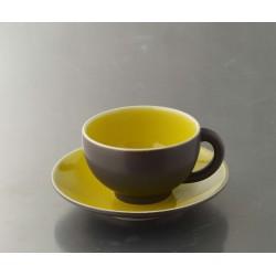 Tasses à café Tourron citron, Jars (par 4)