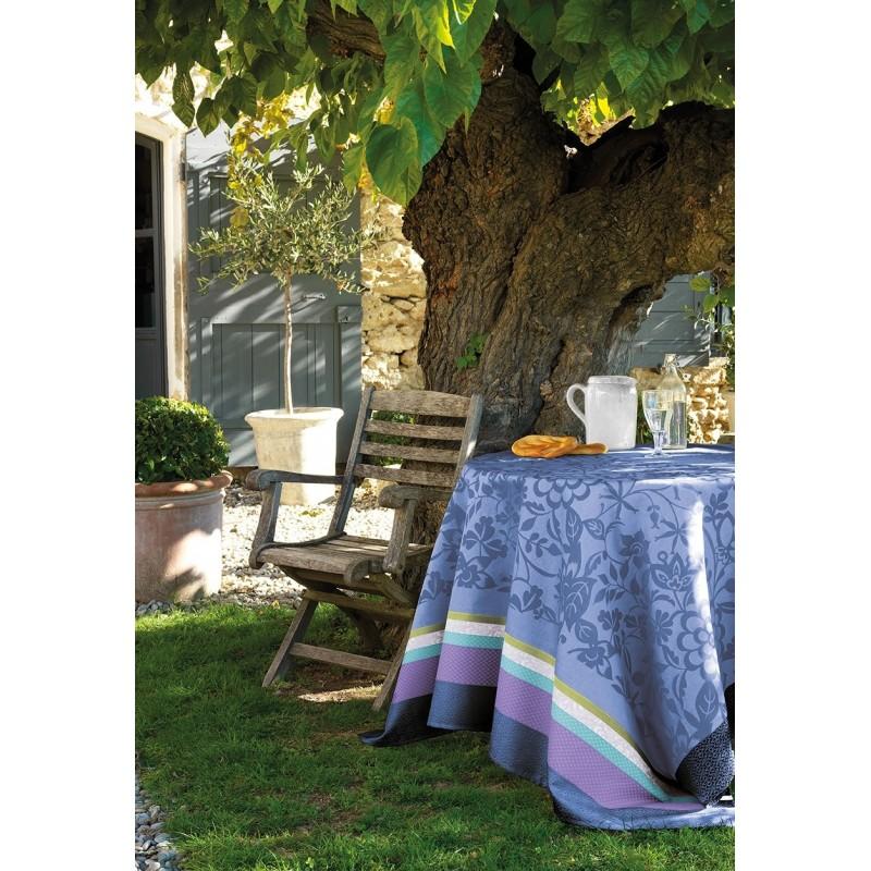 tissu enduit nappe provencale. Black Bedroom Furniture Sets. Home Design Ideas