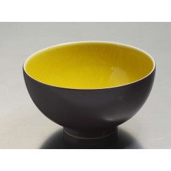 Bol Ø 15.5 cm Jars céramistes Tourron jaune citron