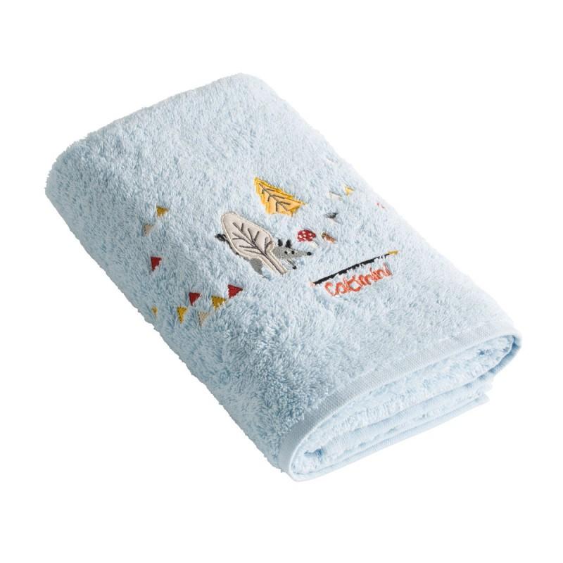 serviette de bain enfant