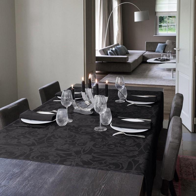 nappe de c r monie pur lin. Black Bedroom Furniture Sets. Home Design Ideas