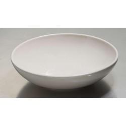 Assiette pasta Tourron quartz