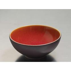 Coupelle à fruits Tourron orange