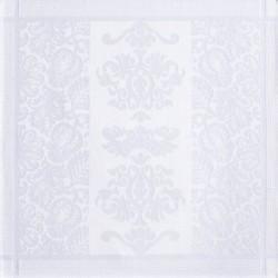 Serviettes Siena Blanc (par 4)