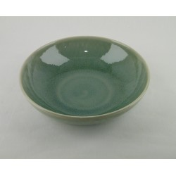 Assiette pasta Tourron jade, Jars