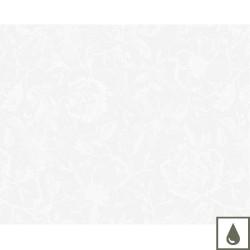 Sets de table enduits Mille Charmes Blanc Garnier-Thiébaut (par 4)