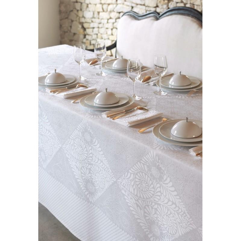 nappe de table, ceremonie, fetes, reception, blanc