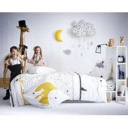 Parure de lit enfant Comme un nuage, Catimini