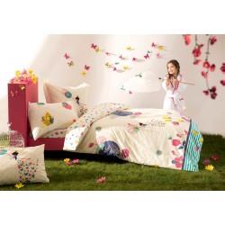 Parure de lit enfant Le Jardin d'Ombeline, Catimini