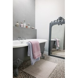 Tapis de bain Caresse, Le Jacquard Français