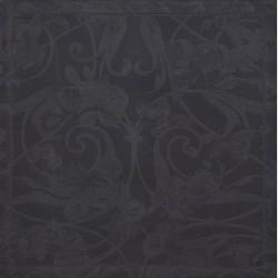 Serviettes Tivoli Onyx pur lin, Le Jacquard Français (par 4)