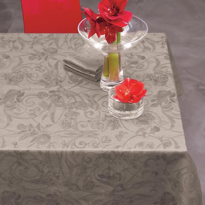 nappe sur mesure pur lin. Black Bedroom Furniture Sets. Home Design Ideas