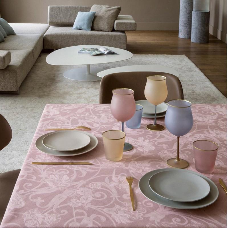 nappes sur mesure pur lin. Black Bedroom Furniture Sets. Home Design Ideas