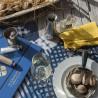 Sets de table papier Carnet de croquis Guimet , Alexandre Turpault