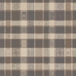 Tissu sur mesure Mille Wax Argile Garnier-Thiébaut