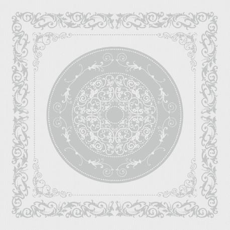 Serviettes Comtesse Blanc Garnier-Thiébaut (par 4)