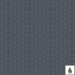 Tissu enduit Mille Fjords Basalte laize 180cm, Garnier-Thiébaut