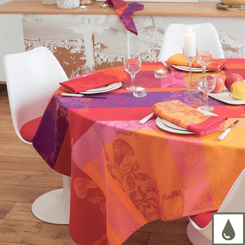 nappe enduite provencal cuisine jardin. Black Bedroom Furniture Sets. Home Design Ideas