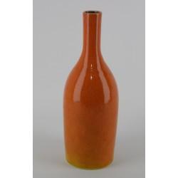 Bouteille Tourron orange 1L, Jars Céramistes