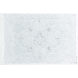 Set de table Azulejos Blanc