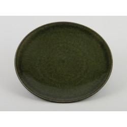 Assiette plate Tourron samoa, Jars Céramistes