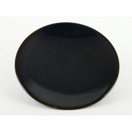 Assiette plate Tourron indigo, Jars Céramistes