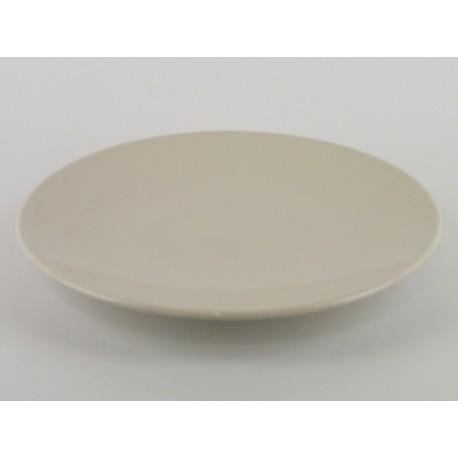 Assiette plate Tourron quartz, Jars Céramistes