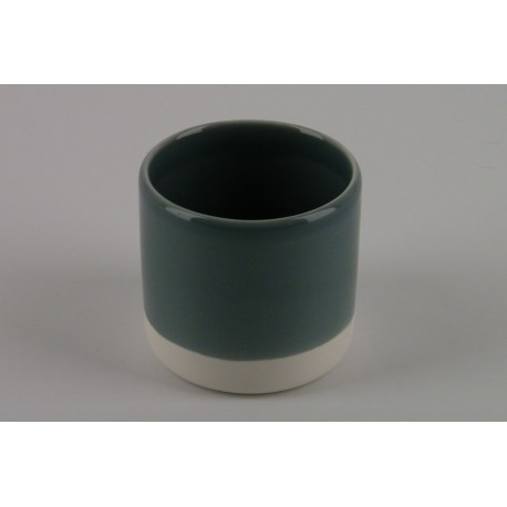 Gobelet Cantine Vert de chaux Jars Céramistes