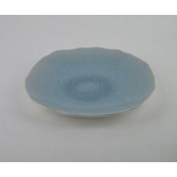 Assiette plate Plume atoll, Jars