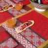 Set de table design enduit Bilbao Carmen, Le Jacquard Français