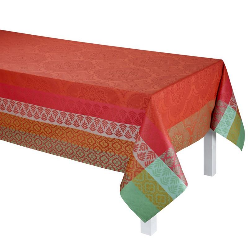 tissu enduit nappe provence. Black Bedroom Furniture Sets. Home Design Ideas