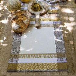 Set de table design enduit Bastide Amande Le Jacquard Français