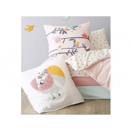 Parure de lit L'oiseau chanteur, Catimini