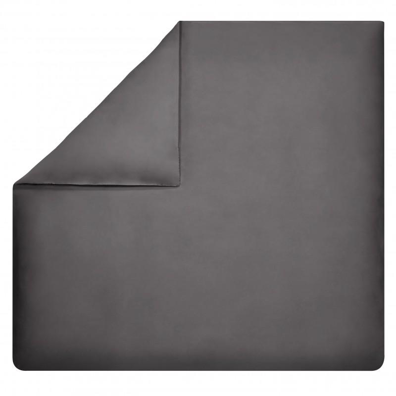 satin de coton housse de couette linge de lit haut de gamme. Black Bedroom Furniture Sets. Home Design Ideas