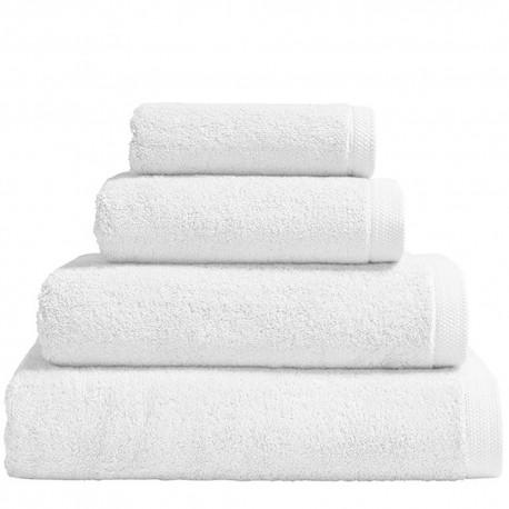 Serviette de bain Bio Essentiel Blanc, Alexandre Turpault