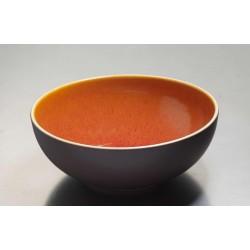 Bol à pasta Tourron orange