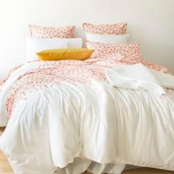 Parure de lit percale de coton Circée, Alexandre Turpault
