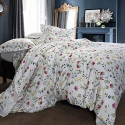 Parure de lit percale de coton Renaissance, Alexandre Turpault