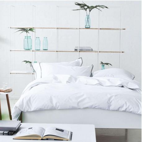 Linge de lit luxe linge de maison haut de gamme - Parure de lit haut de gamme ...
