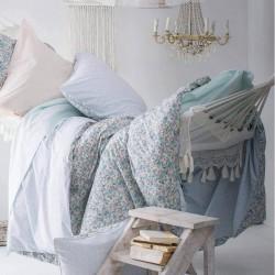 Aloha parure de lit percale de coton, Essix