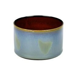 Gobelet 16cl Smokey blue/ Rust Serax Terres de Rêves par Anita Le Grelle
