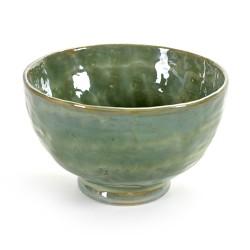Bols L céramique Pure new Vert de mer, Serax par Pascale Naessens