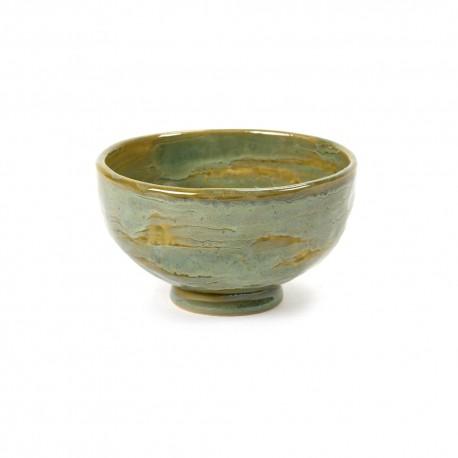 Bols XS céramique Pure Vert de mer, Pascale Naessens