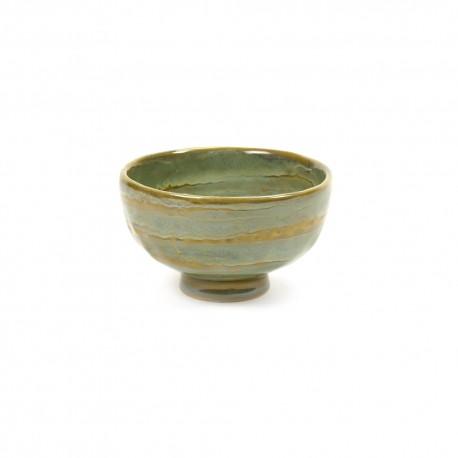 Bols minis céramique Pure Vert de mer, Pascale Naessens