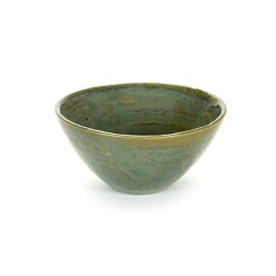 Bols céramique Pure new Vert de mer, Serax par Pascale Naessens