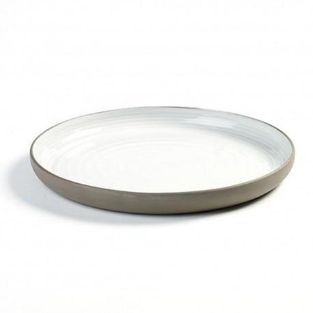 assiette porcelaine originale haut de gamme vaisselle dusk serax. Black Bedroom Furniture Sets. Home Design Ideas
