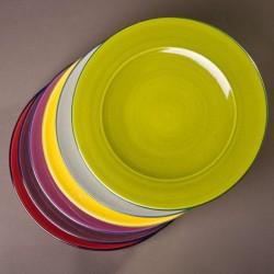 Vaisselle ceramique provencale colorée Sud, Bernex
