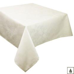 Tissu enduit Mille Eternel Albâtre laize 180cm, Garnier-Thiébaut