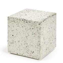 Table d'appoint cube Terrazzo 40X40 H40 cm, Serax